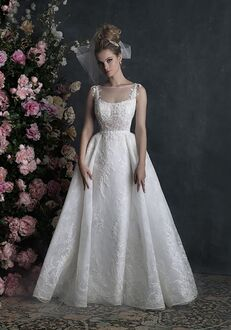 Allure Couture C413 Ball Gown Wedding Dress