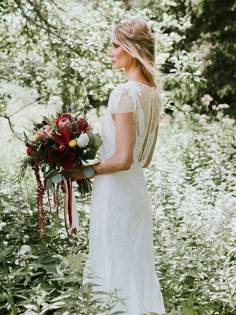 Windswept Hair - 2019 Bridal Beauty Trend