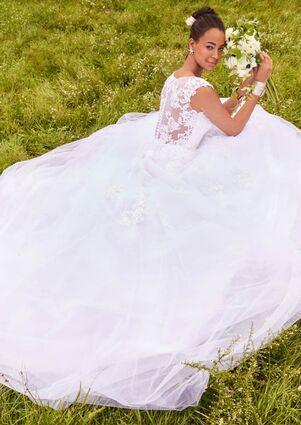 Camille La Vie & Group USA 41790/6558W Wedding Dress