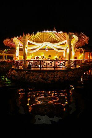 La Laguna Restaurant Reception in Riviera Maya
