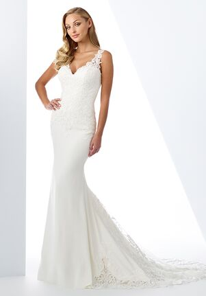 4186ad8a5a07 Enchanting by Mon Cheri Wedding Dresses | The Knot