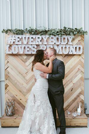 Custom Wedding Hashtags