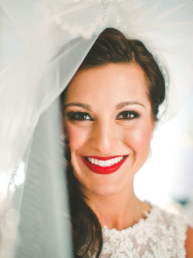 Brown Eye Wedding Makeup Inspiration and Tips