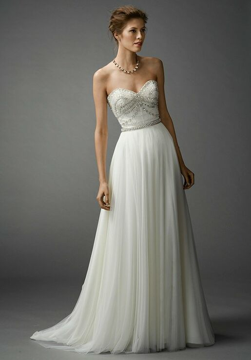 Corset Wedding Dresses.Kian Corset 7063b Gracia Skirt 7081b