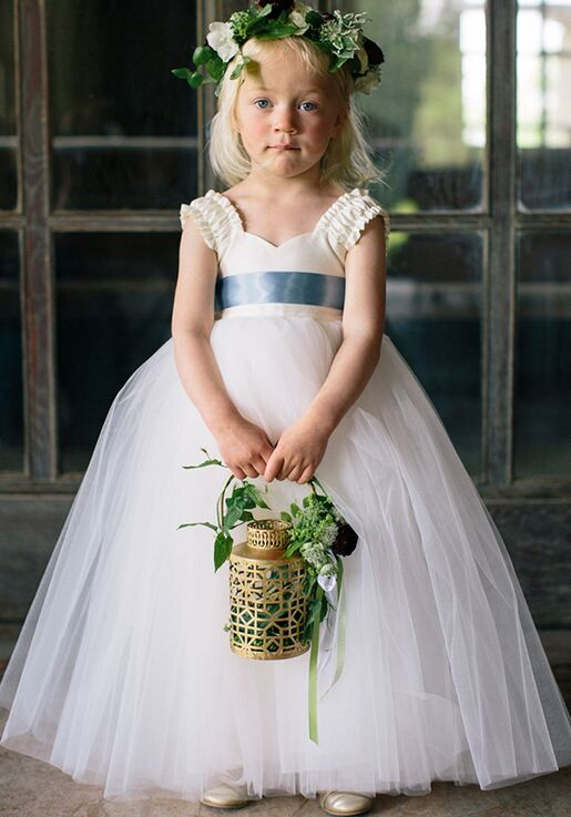 FATTIEPIE grace toddler Flower Girl Dress