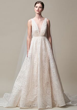 Jenny Yoo Collection Adina A-Line Wedding Dress