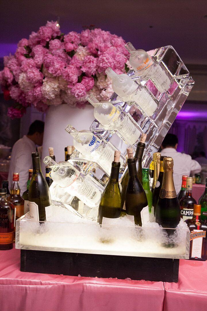 Reception Ice Bar