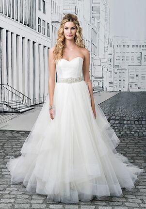 Justin Alexander 8779 Ball Gown Wedding Dress