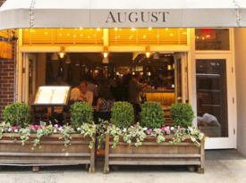 August - Restaurant - New York City, NY