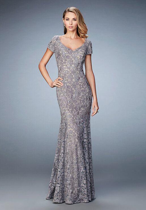 La Femme Evening 22998 Mother Of The Bride Dress
