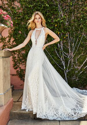 Val Stefani SAVONA Mermaid Wedding Dress