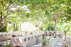 Outdoor Villa Reception