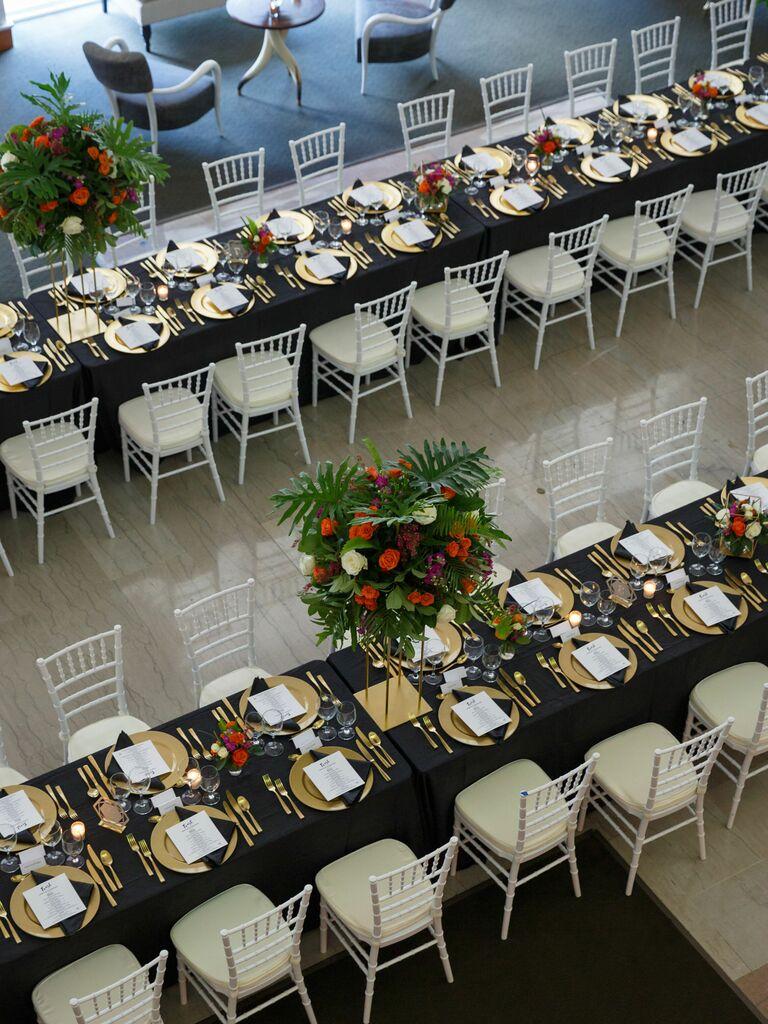 Wedding venue in Tampa, Florida.