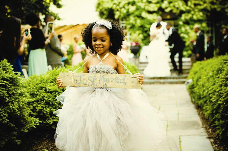 Flower Girl Ballgown