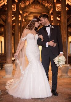Essense of Australia D2518 Wedding Dress