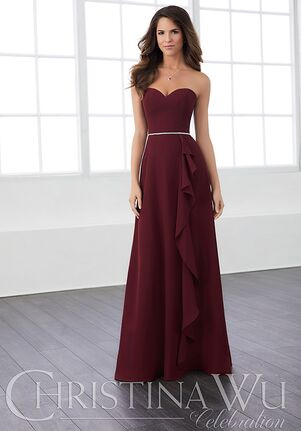 Christina Wu 22816 Sweetheart Bridesmaid Dress