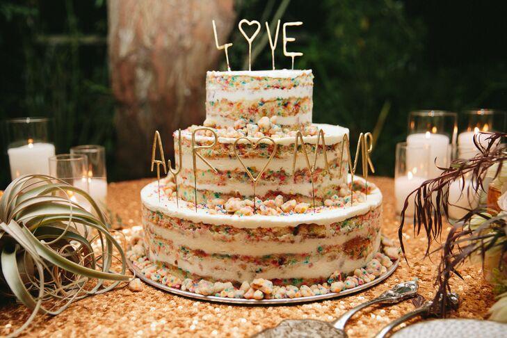 Momofuku Milk Bar Birthday Cake Wedding Cake