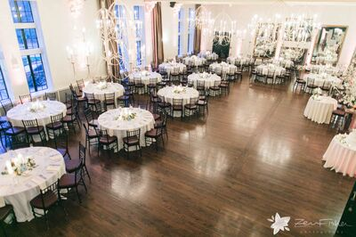Alden Castle: A Longwood Venue