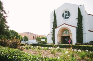 The North Chapel Ceremony Venue in San Diego