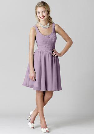 Kennedy Blue Quinn Scoop Bridesmaid Dress