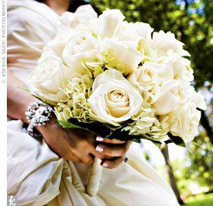 Bouquet Sposa Roma.The Bridal Bouquet