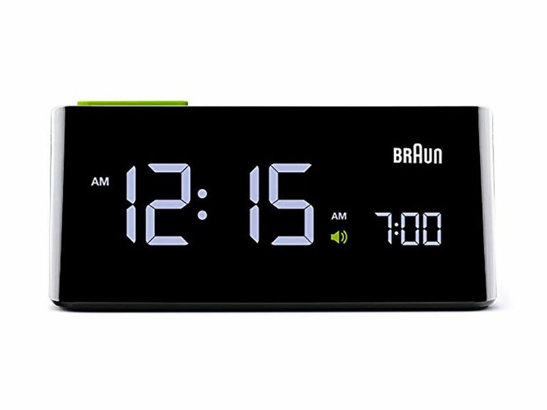 Braun Alarm Clock Best Gift For Husband