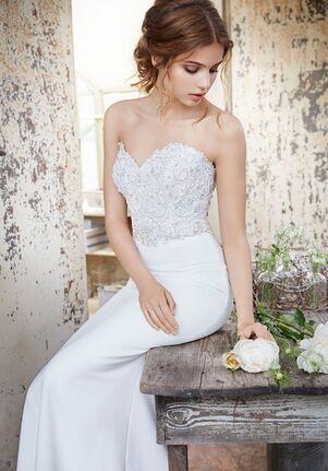 Tara Keely by Lazaro 2655z Mermaid Wedding Dress