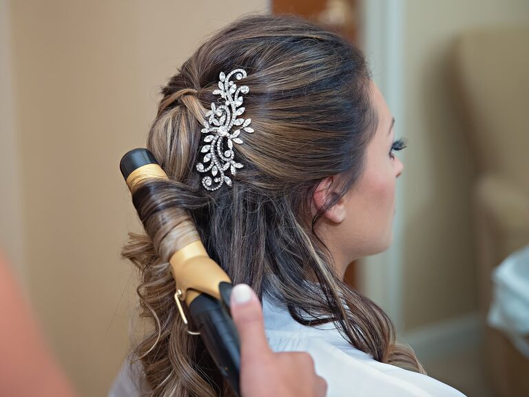 Wedding Hairstyles: Tips for Choosing a Wedding Day Hairstyle