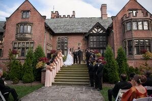 Stan Hywet Manor House Ceremony Site