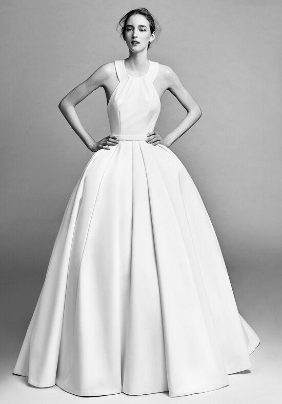 ViktorRolf Mariage Bow Spine Ball Gown Wedding Dress