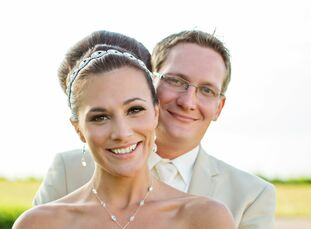 The Bride Lisa Rowe, 27, a technical sales associate at Parker Hannifin Corporation The Groom Kyle Scanlon, executive chef at Quail Hollow Country Clu