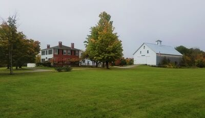 Whitney Farm Estate, LLC...Where Elagance Meets Nature