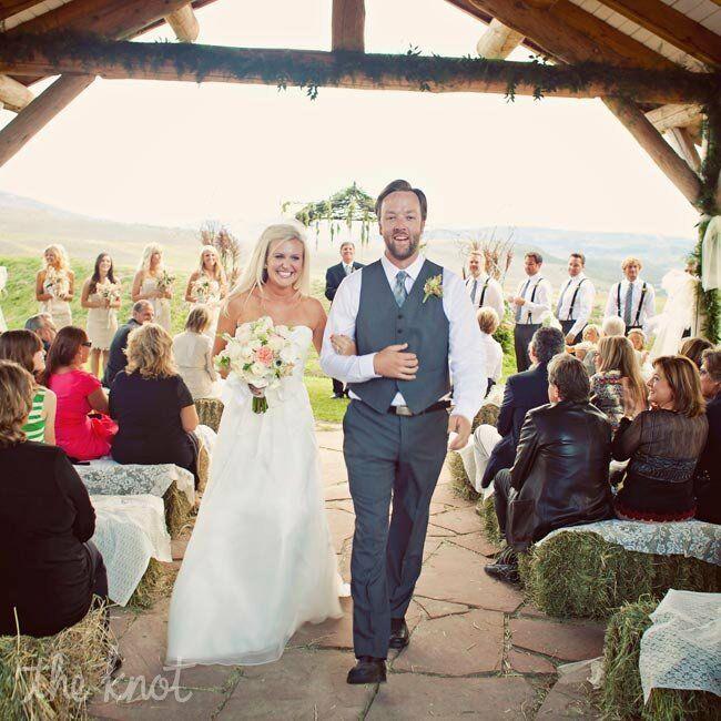 0743f477815 An Elegant Western Wedding in Wolcott, CO