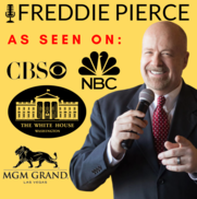 Raleigh, NC Motivational Speaker | Freddie Pierce - Entertainer and Speaker