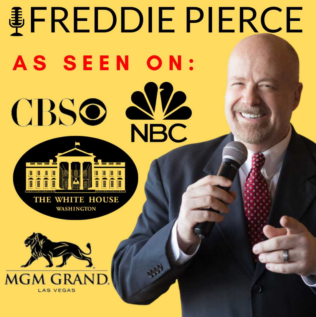 Freddie Pierce - Entertainer and Speaker thumbnail image