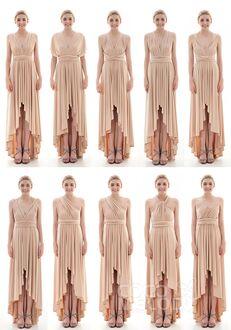 CocoMelody Bridesmaid Dresses COED16001 Halter Bridesmaid Dress