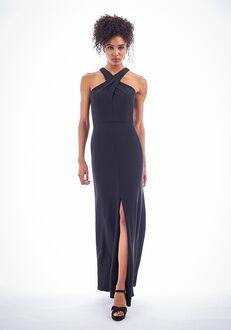 JASMINE P226055 Halter Bridesmaid Dress