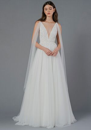 Jenny Yoo Collection Adara A-Line Wedding Dress