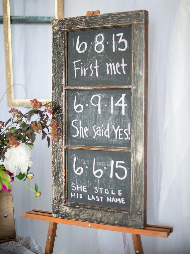nostalgic decor ideas for your wedding