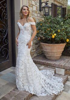 Casablanca Bridal Style 2446 Evelyn Mermaid Wedding Dress