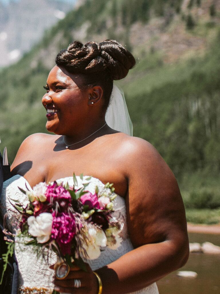 wedding braid hairstyles twisted updo