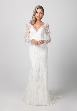 Michelle Roth for Kleinfeld Lakeville Wedding Dress