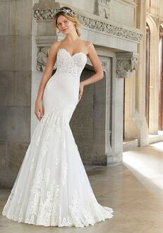Morilee by Madeline Gardner Sonia 2144 Mermaid Wedding Dress