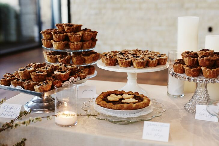 Assorted Mini Pies