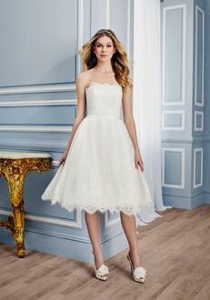 Moonlight Tango T754 Ball Gown Wedding Dress