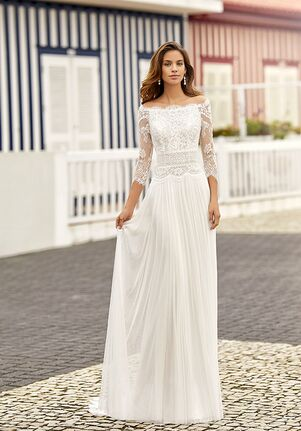 Rosa Clará Soft HALANA Sheath Wedding Dress