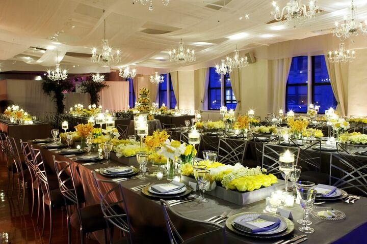 Midtown loft and terrace new york ny for Wedding venues near york
