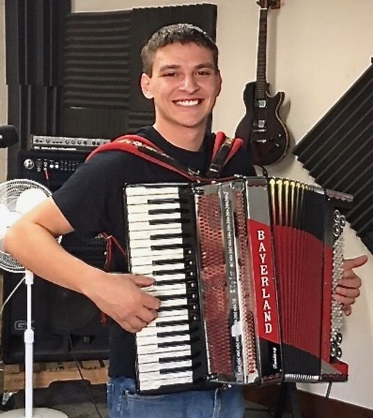 Vince Demor - All American Accordionist - Polka Band - The Villages, FL