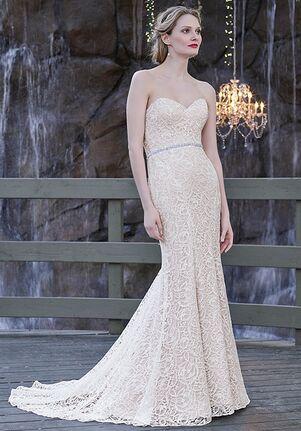 Casablanca Bridal 2252 Hyacinth Sheath Wedding Dress