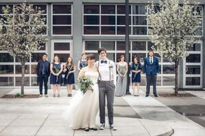Casual Brides at River Market Event Place in Kansas City